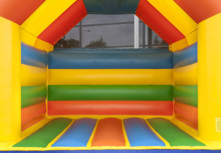 inflatable bouncy castle a frame standard 4 444x308