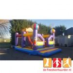 Springkussen Het feest circus (6x5x5)