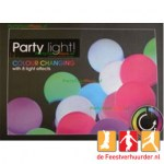 09008 Led partyverlichting color foto
