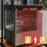 09015 Hotdog machine