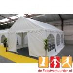 10002 PVC tent  3x6 foto