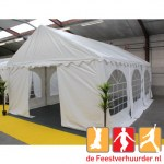 10004 PVC tent 4x6 foto1